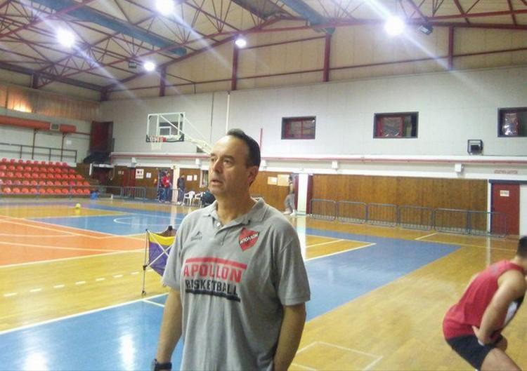 coach tsesmetzis